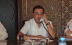 رئيس المجلس الإقليمي لمدينة الناظورالسيد سعيد الرحموني يلتحق بحزب الحركة الشعبية رسميا