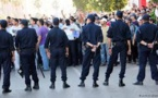 مواجهات ساخنة بين الطلبة وقوات الأمن بوجدة / فيديو