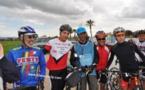 جمعية التواصل لسباق الدراجات النارية والهوائية تستقبل الدراج فيصل الفيلالي