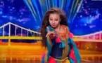 برقصة الركادة : طفلة  مغربية أدهشت الأكرانيينكرانيين