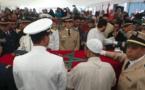 لحظات مؤثرة ..لحظة وصول جثمان الطيار المغربي إلى البيضاء