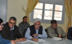 المجلس البلدي ببني انصار يعقد دورة استثنائية