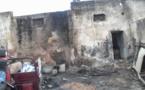 """انفجار قنينات غاز البوطان بمحل تجاري يخلف خسائر مادية  """"بثاورارث نوارش"""" التابعة لجماعة ببني شيكر"""