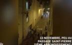 """هجمات باريس.. رهائن مسرح """"باتاكلان"""" يقفزون من النوافذ هربا من الموت / فيديو"""