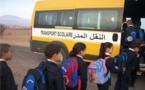 قانون جديد يخص النقل المدرسي الخصوصي