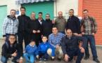 افتتاح مقر جديد لحزب  العدالة والتنمية بمدينة بني انصار