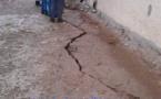 الهزات الأرضية المتتالية بمدينة الناظور تسببت في ظهور تشققات خطيرة بحي ايكوناف