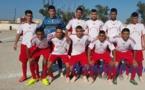 فريق نهضة شباب بني انصار لكرة القدم يقطف ثمرة الفوز من بركان