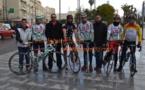 عصبة الشرق تنظم سباق الدراجات الهوائية بوجدة