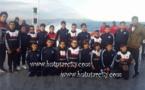 تمثيلية مشرفة لمدرسة أولمبيك ومدرسة الوفاء بالناظور في بطولة كرة القدم الإسبانية