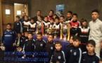 انتصار ثمين لمدرسة أولمبيك ومدرسة الوفاء بالناظور في بطولة كرة القدم الإسبانية