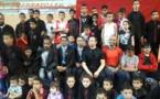 اللجنة الوطنية المغربية للوشو كونغ تنظم سلسلة من التداريب والجولات في المغرب