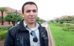 نشطاء بالريف يتضامنون مع الفاعل الأمازيغي عاشور العمراوي