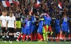 Francia se clasifica para la final de la Eurocopa