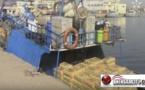 حجز 13 طن من الحشيش واعتقال 8 أشخاص بسواحل الناظور/ فيديو