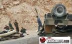 انقلاب شاحنة عسكرية بمدخل مدينة الحسيمة