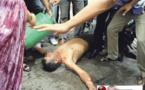 محاولة انتحار: شخص يشعل النار في جسده ببن الطيب ويستنفر الأمن بإقليم
