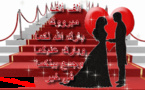 تهنئة بمناسبة زواج أخ الزميل علي بويعماذ ببني انصار