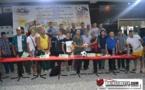 تنظيم البطولة الإقليمية لكرة القدم الشاطيئية  بشاطئ بويافر