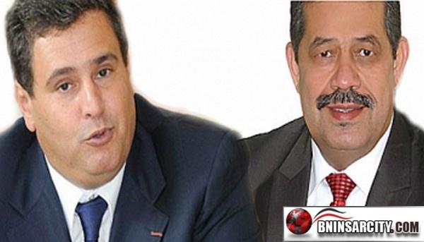 """الأمين العام لحزب """"الاستقلال""""حميد شباط يهاجم بشكل عنيف أخنوش والداخلية"""