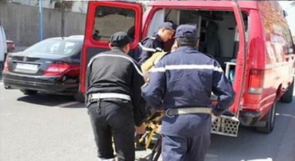 وفاة شاب وإصابة ثلاثة أخرين إثر حادثة سير خطيرة بين الناظور وسلوان