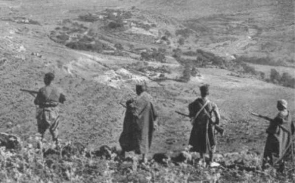 معركة اغزارن وشن واد الذيب فصل من فصول مواجهة الاطماع الاستعمارية لاحتلال الوطن