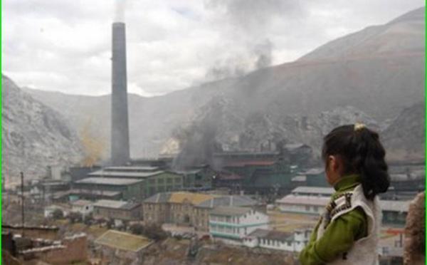 Efectos de la Contaminación sobre el Ser Humano