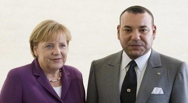 المستشارة الألمانية أنجيلا ميركل تدعو دول الاتحاد الأوروبي إلى تقديم مزيد من الدعم للمغرب