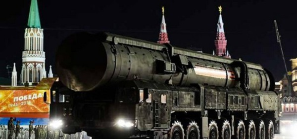 موسكو تكشف صاروخها الجديد للعالم