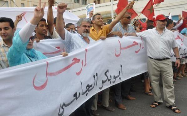 """يحيى يحيي يساند مطالبين بـ """"رحيل"""" العدل والاحسان والجامعي"""