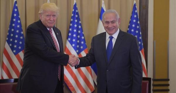 ترامب: حان الوقت لاعتراف واشنطن بسيادة إسرائيل على الجولان