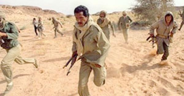 البوليساريو تعدم عسكريين فارين من جحيم تندوف / صور