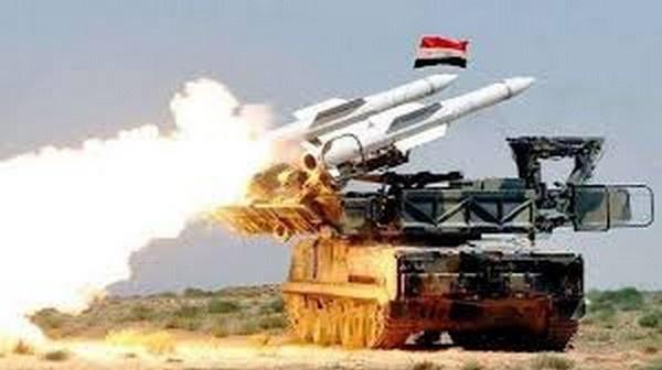 تضربات جوية إسرائيلية على حلب والدفاعات الجوية السورية تتصدى لها