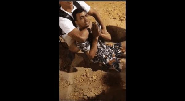 فضائح المغاربة في إسبانيا: نشال مغربي يتوسل لإخلاء سبيله في برشلونة/ فيديو