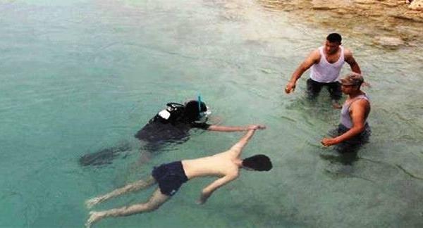 غرق شاب عشريني في بحيرة مارشيكا قرب سيدي علي بالناظور