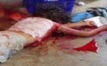 فاجعة لا تغتفر: أم تذبح ابنتها البالغة من العمر أربع سنوات وتشنق رضيعها