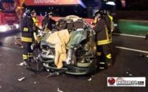 مأساة حقيقية في إيطاليا، وفاة شخصين من أسرة مغربية في حادثة سير