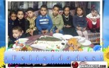 تهنئة لأبناء الأخ مراد بويعماذ بمناسبة حفل نهاية الأسدس الأول