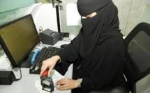 عسكريات سعوديات بمطار الملك عبدالعزيز لإنهاء إجراءات الحاجات