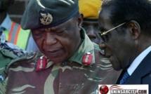 انقلاب عسكري بزيمبابوي