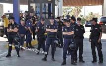 الحزب الاشتراكي الاسباني يطالب بإضافة 600 شرطي بمعابر بني انصار باريوتشينو فرخانة مع مليلية المحتلة