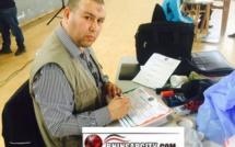 هجوم على منزل رئيس جمعية شباب الناظور للمصارعة / فيديو