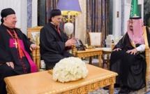 بناء كنيسة أرثوذكسية في المملكة العربية السعودية/ فيديو