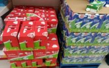 عناصر الجمارك المشتغلة في المعبر الحدودي بني انصار مليلية: تحجز 600 لتر من الحليب الإسباني