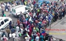 Desorden el las fronteras de Melilla; declara la policia  / video