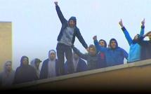 نشطاء من الريف يضربون عن الطعام بمركز لاحتجاز المهاجرين باسبانيا