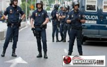 هجوم بالسلاح الابيض على شرطة مليلية بمعبر فرخانة ببني انصار