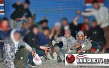 السلطات المحلية  تشن حملة ضد المشردين ببني انصار
