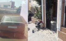 محاولة قتل سيدة رفقة ثلاثة من أبنائها قرب معبر فرخانة