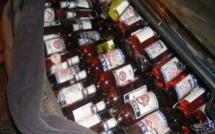 شرطة معبر باب مليلية بني انصار: تحبط عملية تهريب الخمور